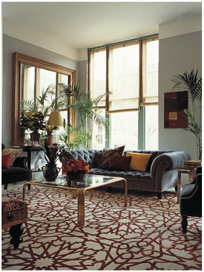 martyn lawrence bullard for the rug company cover magazine
