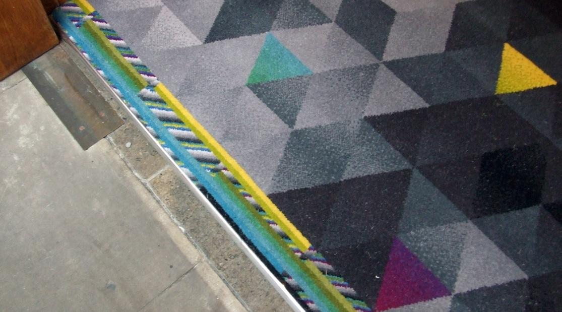 Wool HD Weave carpet, Skullduggery Collection, Brintons
