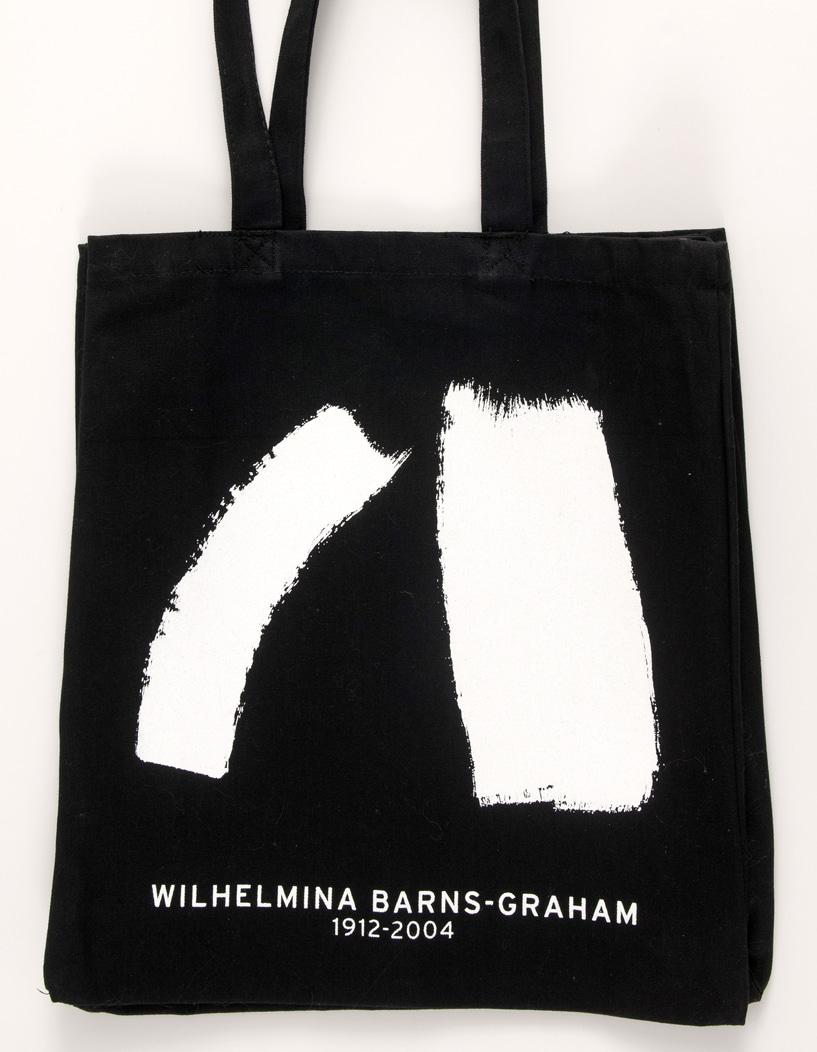 Wilhelmina Barnes-Graham linen bag