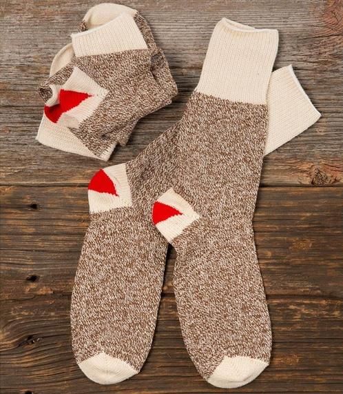 Rockford socks at Lehman's
