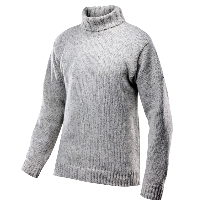 Nansen Norwegian Sweater by Devold at Arthur Beale, London